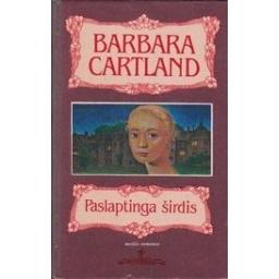 Paslaptinga širdis/ Cartland B.