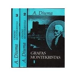Grafas Montekristas (3 dalys)/ Diuma Aleksandras