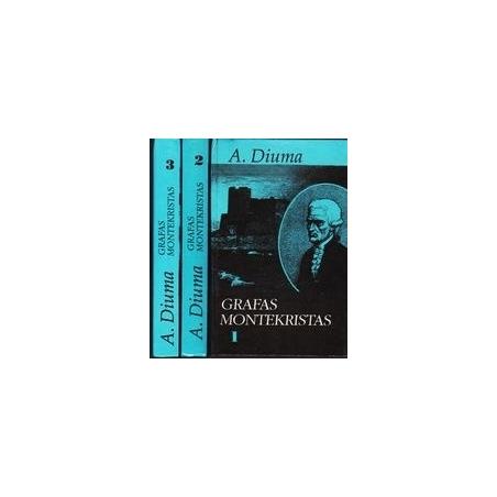Grafas Montekristas (3 dalys)/ Diuma A.