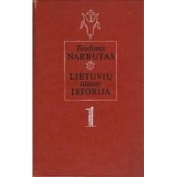 Lietuvių tautos istorija/ Narbutas T.