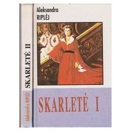 Skarletė (2 knygos)/ Riplėj A.
