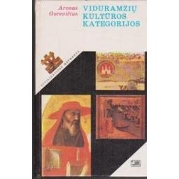 Viduramžių kultūros kategorijos/ Gurevičius A.