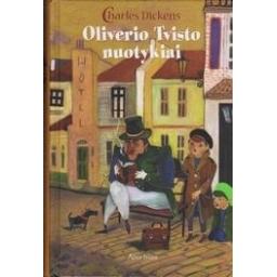 Oliverio Tvisto nuotykiai/ Dickens Ch.