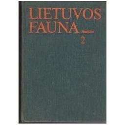 Lietuvos fauna. Paukščiai, 2 d./ Kontrimavičius V. ir kiti