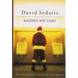 Kalėdos ant ledo/ Sedaris D.