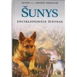 Šunys. Enciklopedinis žinynas/ Verhoef-Verhallen E. J. J.