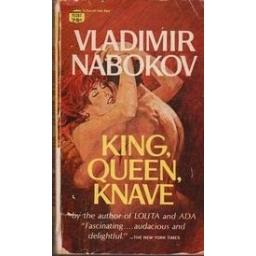 King, queen, knave/ Nabokov V.