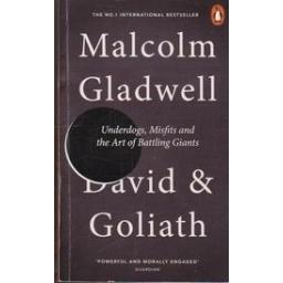 David and Goliath/ Gladwell M.