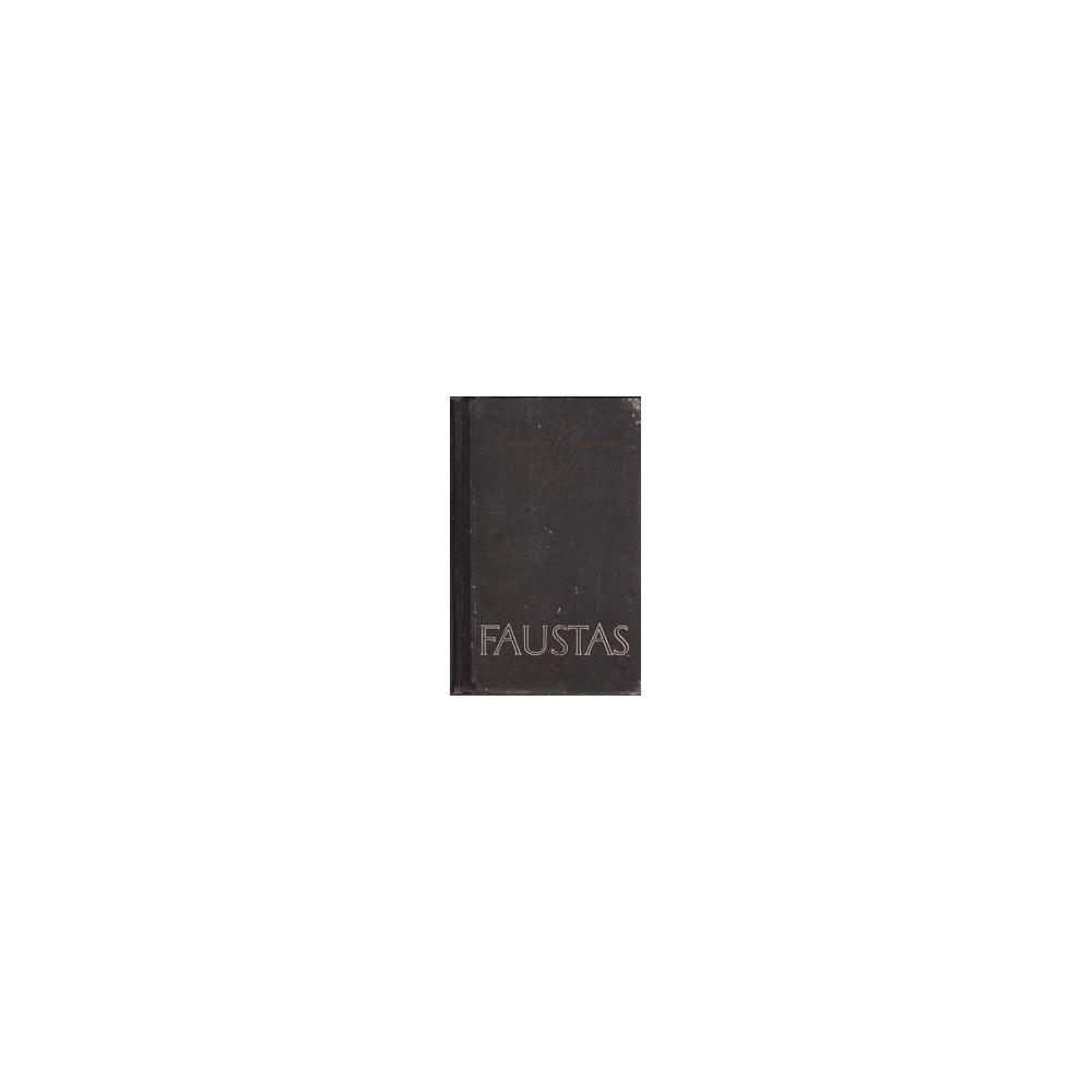 Faustas/ Gėtė J. V.