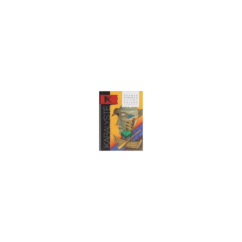 Alibi knygos/ Dirgėla P.