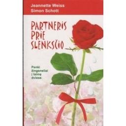 Partneris prie slenksčio: penki žingsneliai į laimę dviese/ Weiss J., Schott S.
