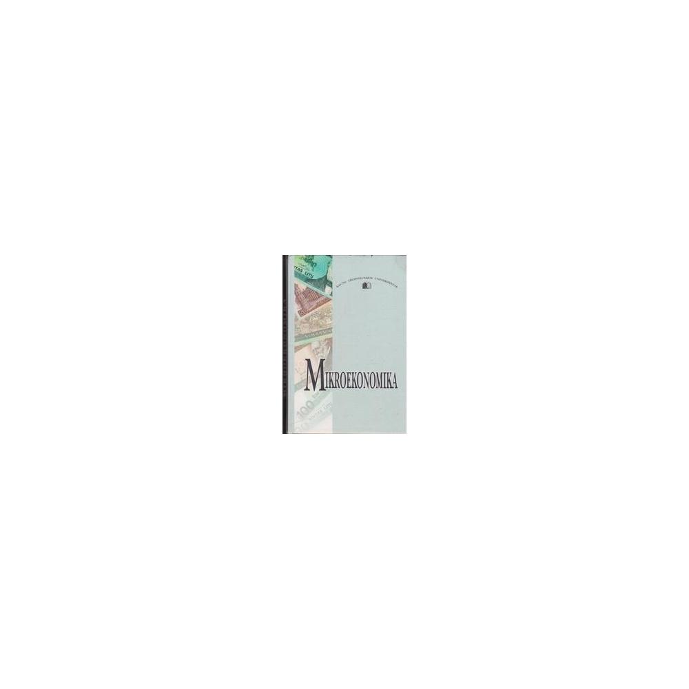 Mikroekonomika/ Snieška V. ir kt.