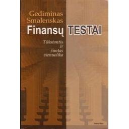 Finansų testai: tūkstantis ir šimtas vienuolika/ Smalenskas G.