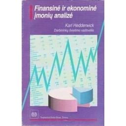 Finansinė ir ekonominė įmonių analizė/ Hedderwick K.