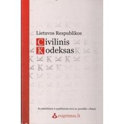 Lietuvos respublikos Civilinis kodeksas/ Autorių kolektyvas
