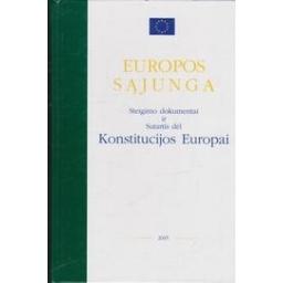 Europos sąjunga. Steigimo dokumentai ir Sutartis dėl Konstitucijos Europai/ Vitkus G.