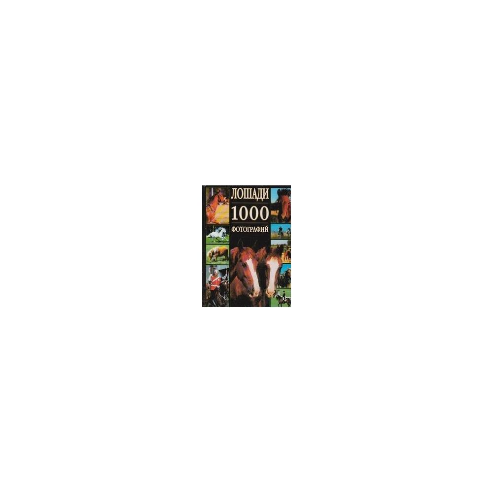 Лошади. 1000 фотографий/ Леклер Б.