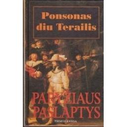 Paryžiaus paslaptys (I kn.)/ diu Terailis P.