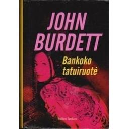 Bankoko tatuiruotė/ Burdett J.