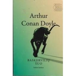 Baskervilių šuo/ Doyle A. C.