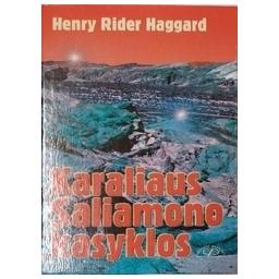 Karaliaus Saliamono kasyklos/ Haggard H. R.