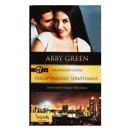 Galingieji Vulfai -3. Paslaptingasis Sebastianas/ Green Abby