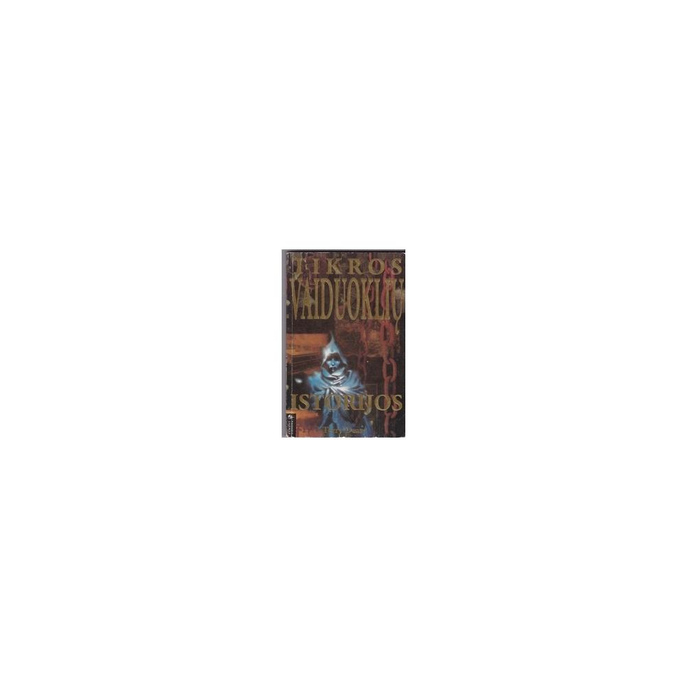 Tikros vaiduoklių istorijos/ Deary T.