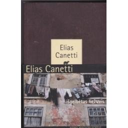 Išgelbėtas liežuvis: vienos vaikystės istorija/ Canetti E.