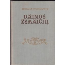 Dainos žemaičių/ Stanevičius S.
