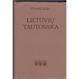 Lietuvių tautosaka/ Sauka D.