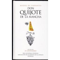 Don Quijote de la Mancha/ de Cervantes M.