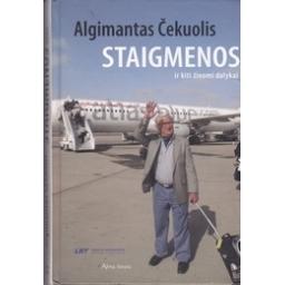 Staigmenos ir kiti žinomi dalykai/ Čekuolis A.