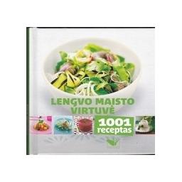 Lengvo maisto virtuvė: 1001 receptas/ Darrigo S.