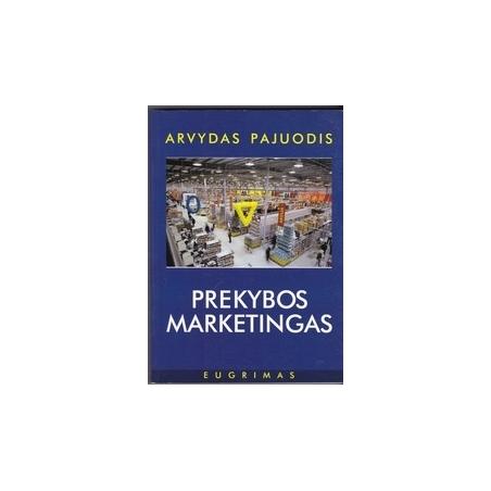 Prekybos marketingas/ Pajuodis A.