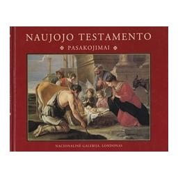 Naujojo Testamento pasakojimai/ Skliutaitė N.