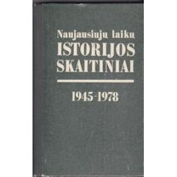 Naujausiųjų laikų istorijos skaitiniai (1945-1978)/ Jakovlevas N.