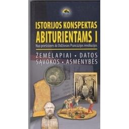 Istorijos konspektas abiturientams (1 dalis)/ Kapleris I.