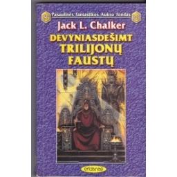 Devyniasdešimt trilijonų faustų (143)/ Chalker J. L.