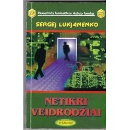 Netikri veidrodžiai (207)/ Lukjanenko S.