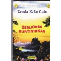 Žemjūrės burtininkas (227)/ Le Guin U. K.