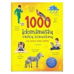 1000 įdomiausių vaikų klausimų/ Fritz S.