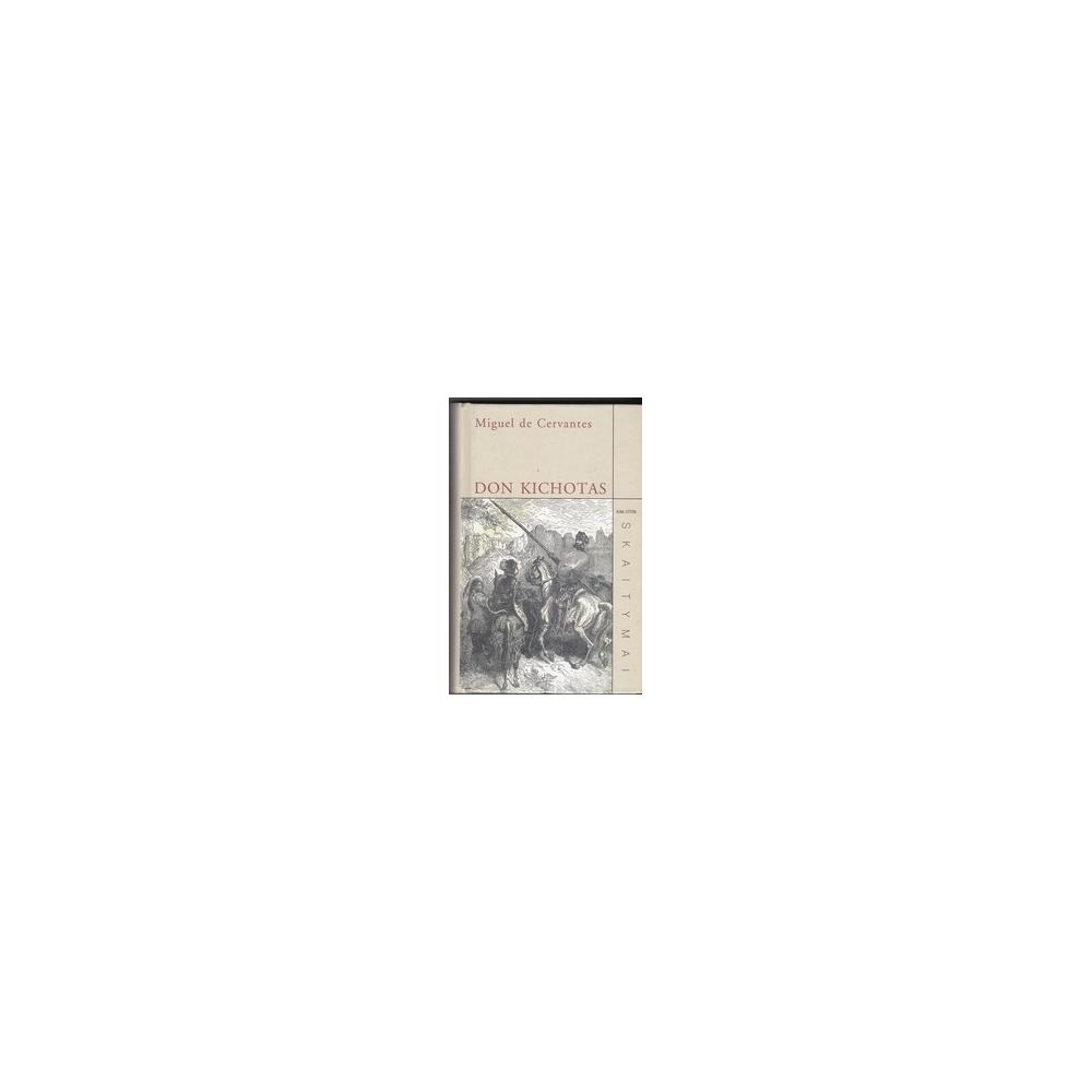 Don Kichotas/ de Cervantes M.