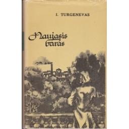 Naujasis baras/ Turgenevas I.