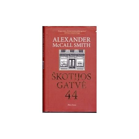 Škotijos gatvė 44/ McCall Smith A.
