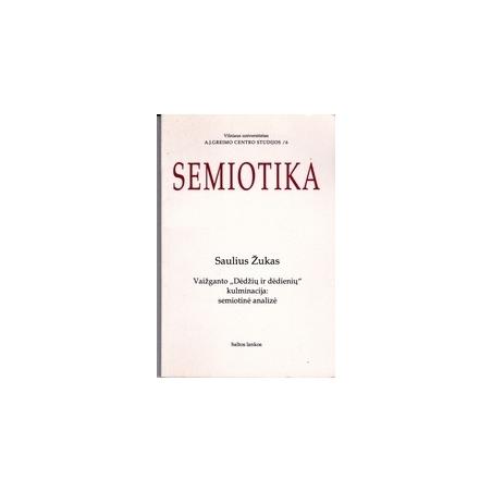 Semiotika/ Žukas S.