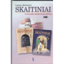 Skaitiniai. VI klasės mokytojo knyga/ Abraitytė L.