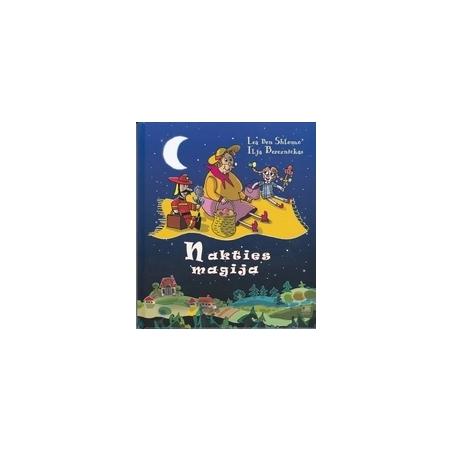 Nakties magija/ Shlomo L. B., Bereznickas I.