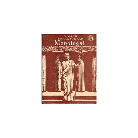 Monologai/ Sakalauskas T.