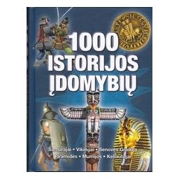 1000 istorijos įdomybių/ Gallagher B.