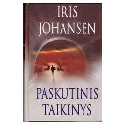 Paskutinis taikinys/ Johansen I.